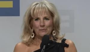 Jill Biden Claims Trump Is Afraid Of Joe